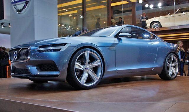 Volvo Concept Coupe: szwedzki styl