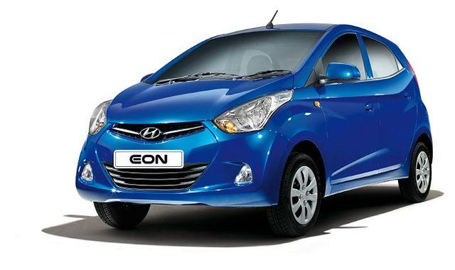Hyundai Eon: nowy rywal dla Taty Nano