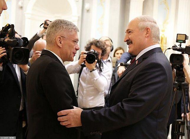 """Rosja krytykuje Polskę. """"Walczą o Białoruś"""""""