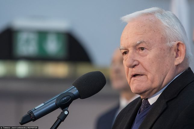 Wybory prezydenckie 2020. Były premier Leszek Miller (zdj. arch.)