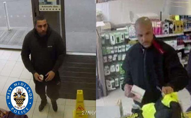 Poszukiwani przez policję mężczyźni