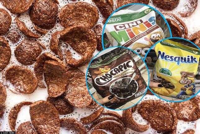 Ranking płatków śniadaniowych. Producenci sypią cukier garściami