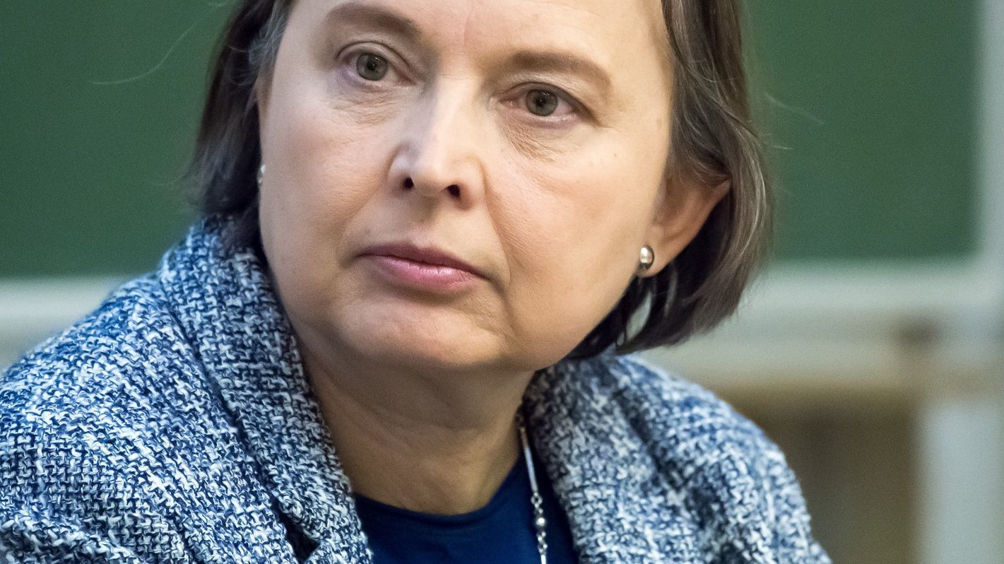 Katarzyna Hall była szefem MEN w latach 2007 - 2011