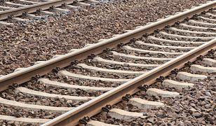 Wypadek na stacji Gniezno: wykoleił się pociąg towarowy