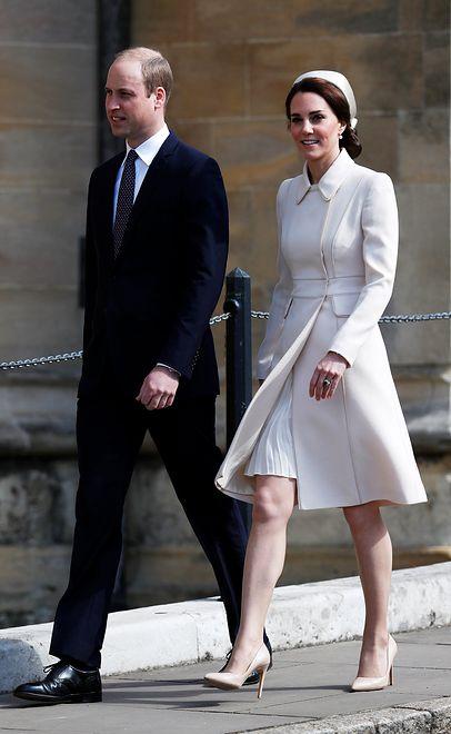 Polskie torebki w dłoniach brytyjskiej księżnej
