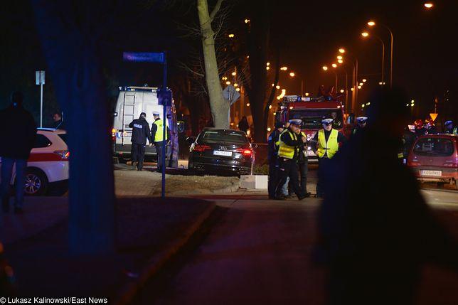 Wypadek miał miejsce w lutym 2017 r.
