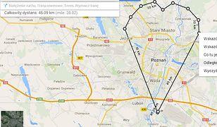 Tryb samochodowy już dostępny w Mapach Google