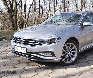 Volkswagen Passat B8 - żartów nie będzie