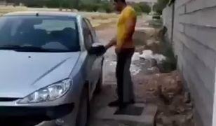 Otworzył auto w 3 sekundy. Nie miał kluczyka