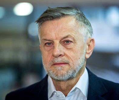 Profesor Andrzej Zybertowicz, doradca Prezydenta RP Andrzeja Dudy