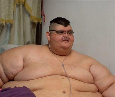 Juan Pedro Franco jest najgrubszym człowiekiem świata