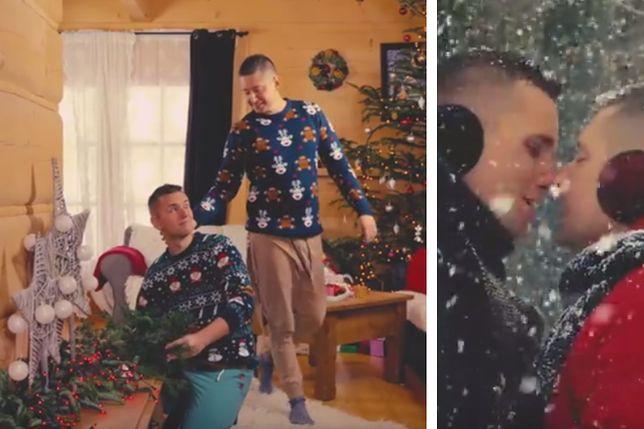 Para gejów nagrała piosenkę świąteczną. Katolickie media odsyłają ich do Biblii