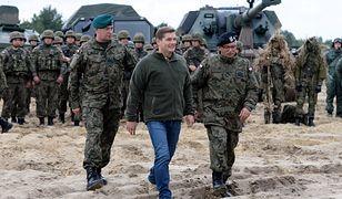 Wiceminister obrony Bartosz Kownacki w dwa dni wydał 690 mln złotych.