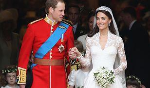 Druga suknia ślubna księżnej Kate. Niewiele osób o niej wiedziało
