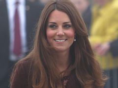 Księżna Cambridge wspiera hospicja