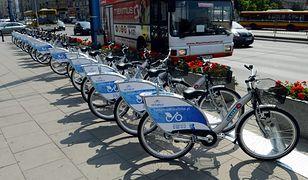 Przybywa użytkowników wypożyczalni rowerów