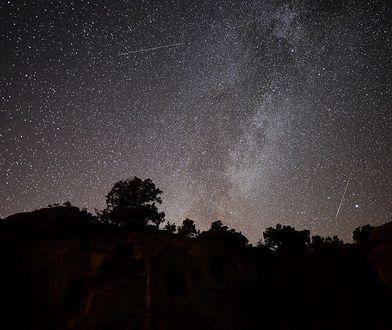 Noc spadających gwiazd 2020