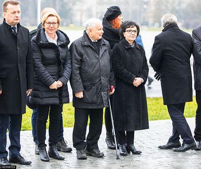 Posłanka Lewicy chce wyjaśnień, czy Jarosław Kaczyński ominął kolejkę NFZ do zabiegu na kolano.