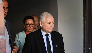 Jarosław Kaczyński przebywał w szpitalu na Szaserów w 2018 roku ponad miesiąc
