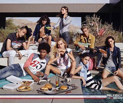 Jedna z kampanii reklamowych Tommy Hilfiger