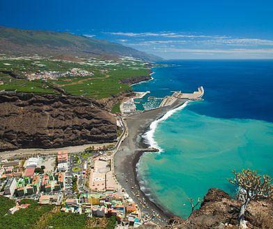 La Palma, tak jak cały archipelag Wysp Kanaryjskich, jest pochodzenia wulkanicznego