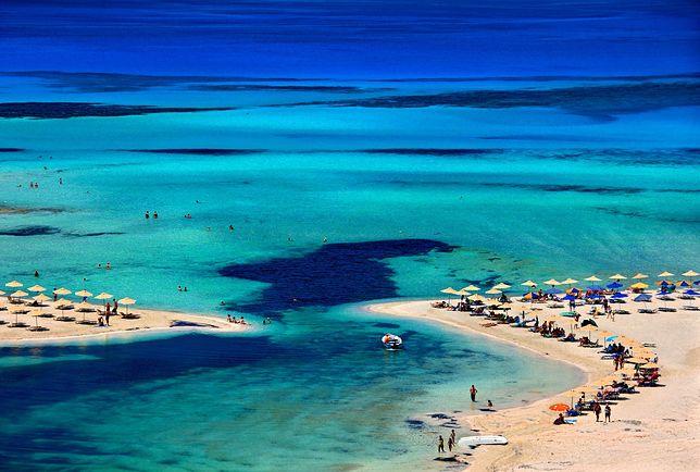 Kreteńskie plaże to ogromna atrakcja greckiej wyspy