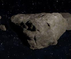 Koniec świata? Asteroida muśnie Ziemię dzień przed wyborami w USA