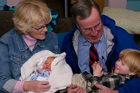 Gdy dziecko mieszka z dziadkami