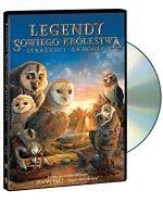 ''Legendy sowiego królestwa: Strażnicy Ga'Hoole'' już na DVD