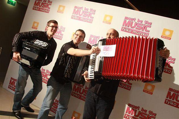 Must be the music: Półmetek precastingów do 3. edycji!