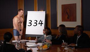 Kobiety, uważajcie na liczbę 334!