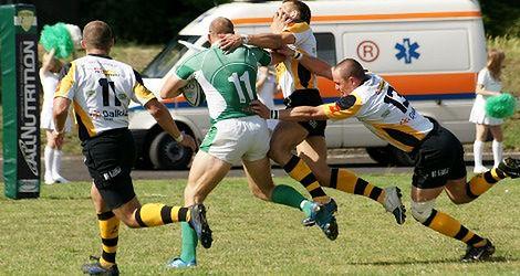 Rugby - siła, szybkość i wytrzymałość