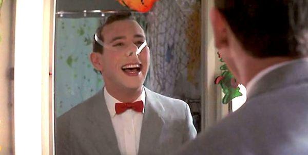 Wielka przygoda Pee Wee Hermana (1985)