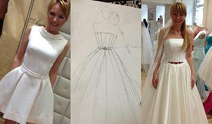 Anna Guzik: ile kosztowała jej suknia ślubna?!