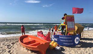 W Darłówku utopiło się dwóch chłopców: 14- i 13-latek oraz ich 11-letnia siostra