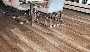 Panele podłogowe z V-fugą - deski nowej generacji