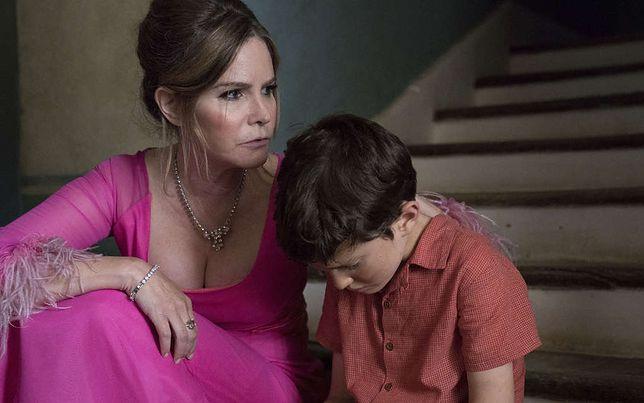 "Jennifer Jason Leigh o roli matki w ""Patrick Melrose"" HBO"