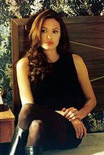 """Angelina Jolie nie widziała """"Ściganych"""""""
