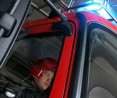 Poznań. Wybuch gazu w bloku