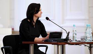 Justyna Wójcik została przesłuchana w ramach rozprawy dotyczącej ul. Skaryszewskiej 11