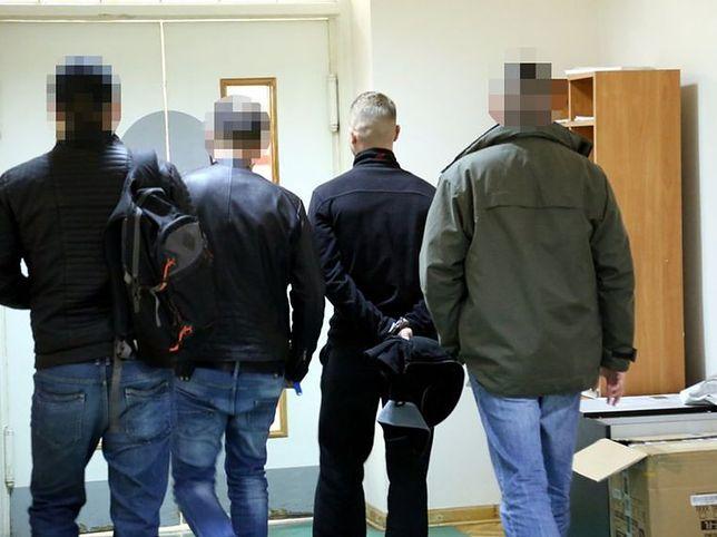 Wprowadzili na rynek narkotyki o wartości 4 mln zł. Kolejny gang rozbity