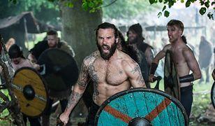 """Kadr z serialu """"Wikingowie"""", History"""