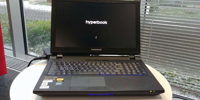 Potwór w twoim plecaku. Recenzujemy Hyperbooka z GTX1070