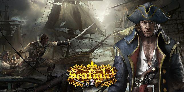 """Grafika z gry """"Seafight Piraci"""""""