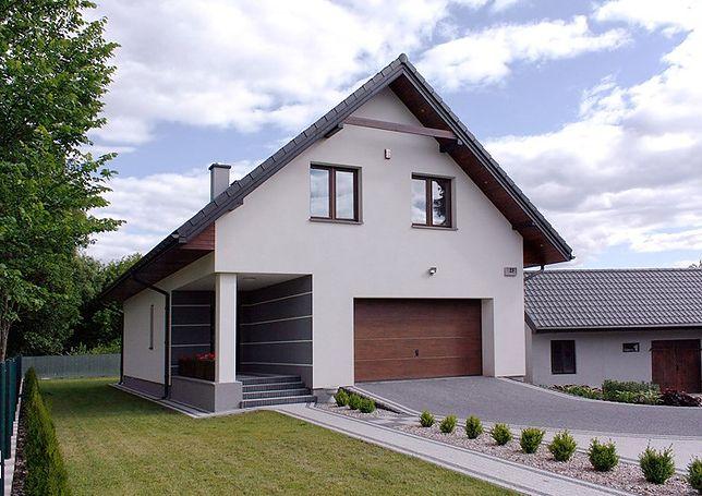 Plusy domu połączonego z garażem