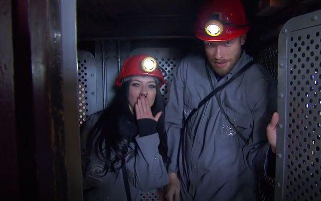 Wokalistka Jula i Łukasz Długowski z wizytą w kopalni soli w Wieliczce. Jak wyglądała ich wycieczka?
