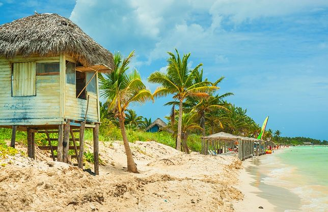 Kubańskie plaże kuszą przez cały rok