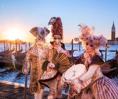 Karnawał w Wenecji trwa w tym roku do 13 lutego