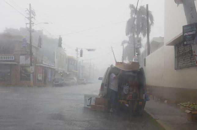 Huragan Irma dotarł do Portoryko. Co najmniej 7 ofiar śmiertelnych na Karaibach