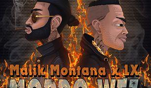 """Malik Montana i LX na okładce singla """"Mordo weź"""""""